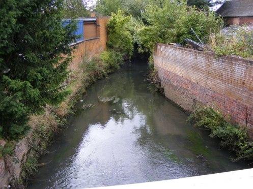 River Stour Stourbridge A491 bridge