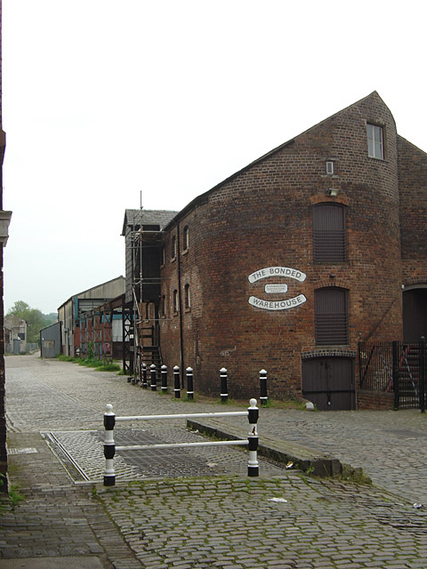 Stourbridge Wharf Bonded Warehouse