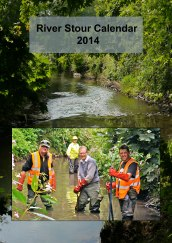 River Stour Calendar Cover