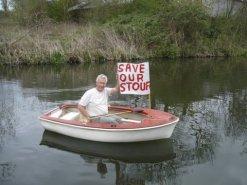 Little Stour Warrior Boat