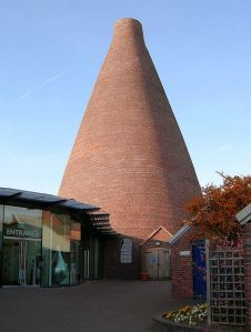 Red House Glass Cone, Wordsley